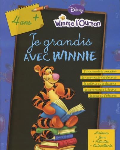 Disney - Je grandis avec Winnie, 4 ans.