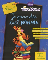Disney - Je grandis avec Winnie - 4 ans et plus.