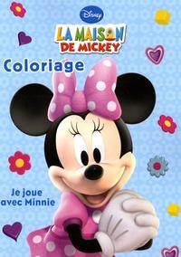 Disney - Je joue avec Minnie.