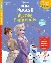 Accentsonline.fr Je joue et j'apprends Grande section 5 - 6 ans - Reine des Neiges 2 Image