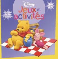 Disney - Jeux et activités 3/4 ans.