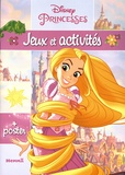 Disney - Jeux et activités Disney Princesses + poster.