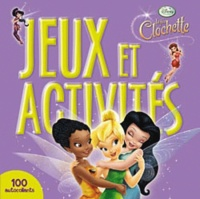 Disney - Jeux et activités La Fée Clochette.