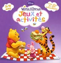 Disney - Jeux et activités - 3-4 Ans.