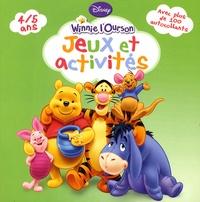 Disney - Jeux et activités - 4-5 Ans.