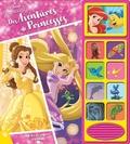 Disney Junior - Des aventures de princesses.