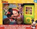 Disney Junior et  The Disney Storybook Art Team - Et si on chantait ! - Un livre d'histoires en chansons et un lecteur-baladeur.