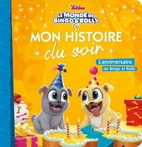 Disney Junior - Le monde de Bingo et Rolly - L'anniversaire de Bingo et Rolly.