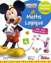 Maths Logique moyenne section 4-5 ans La maison de Mickey.pdf