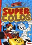 Disney Junior - Mickey et ses amis Top Départ ! - Super Colos.