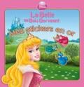 Disney - La Belle au Bois Dormant - Mes stickers en or.
