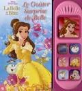 Disney - La Belle et la Bête - Le goûter surprise de Belle.