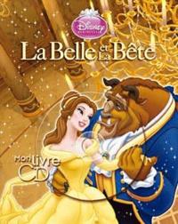Disney - La Belle et la Bête. 1 CD audio