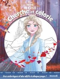La Reine Des Neiges 2 Des Coloriages Et Des De Disney Album