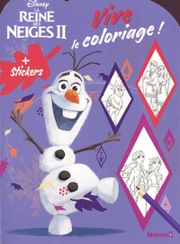 Disney - La Reine des Neiges 2 - Olaf.