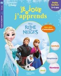 Disney - La Reine des Neiges 3-4 ans.