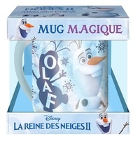 Disney - La Reine des Neiges II - Coffert mug magique Olaf Disney.