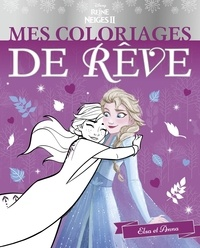 Disney - La Reine des Neiges II - Elsa et Anna.
