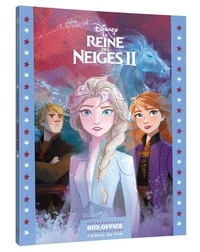Disney - La Reine des neiges II - L'album du film.