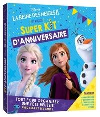 Accentsonline.fr La Reine des Neiges II - Super kit d'anniversaire Image