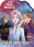 Disney - La reine des neiges II - Avec stickers.