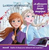 Disney - La Reine des Neiges II - Je découvre avec ma lampe magique.