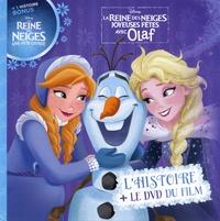 Disney - La reine des neiges - Joyeuses fêtes avec Olaf - + 1 histoire bonus Une fête givrée. 1 DVD