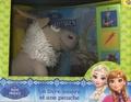 Disney - La Reine des Neiges : Mon ami Sven - Un livre sonore et une peluche.