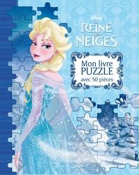 La Reine des Neiges : mon livre puzzle avec 50 pièces.pdf
