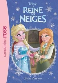 Disney - La Reine des Neiges Tome 28 : Reine d'un jour.