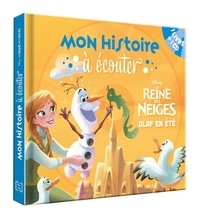 Disney - La Reine des Neiges - Olaf en été. 1 CD audio