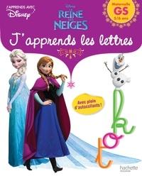 Deedr.fr La reine des neiges - J'apprends les lettres Maternelle GS Image