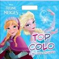 Disney - La reine des neiges - Avec des stickers.