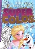 Disney - La reine des neiges - Super Colos.