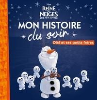 Disney - La Reine des Neiges - Olaf et ses petits frères.