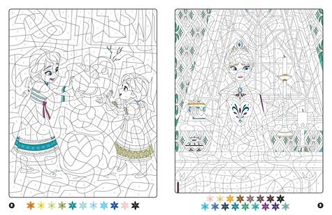 La Reine Des Neiges Coloriages Magiques De Disney Album Livre Decitre