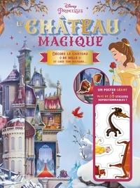 Téléchargement du livre anglais Le château magique de Belle RTF iBook en francais par Disney 9782017066231