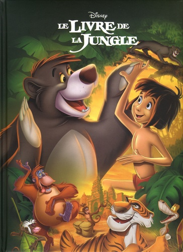 Le Livre De La Jungle Album