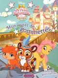 Disney - Le petit royaume des palace pets - Mon livret de gommettes.