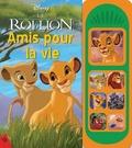 Disney - Le Roi lion - Amis pour la vie.