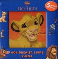 Le roi lion - Mon premier livre puzzle.pdf