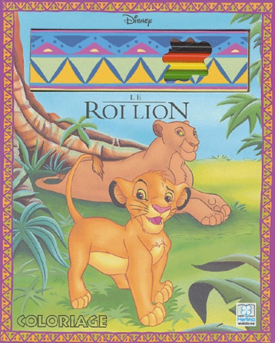 Coloriage Disney Le Roi Lion