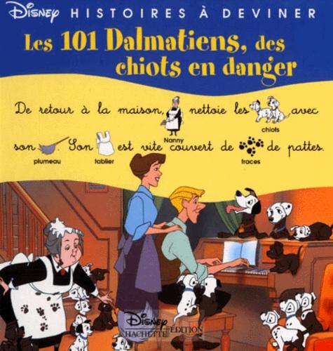 Disney - Les 101 dalmatiens, des chiots en danger.