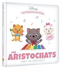 Disney - Les Aristochats font un spectacle.