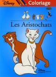 Disney - Les Aristochats - Coloriage.