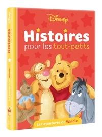 Disney et Emmanuelle Caussé - Les aventures de Winnie.