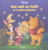 Disney - Les aventures de Winnie - Une nuit en forêt et 4 autres histoires.