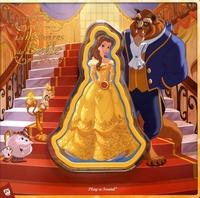 Disney et Jean-Paul Orpinas - Les histoires de Belle - Play-a-Sound.