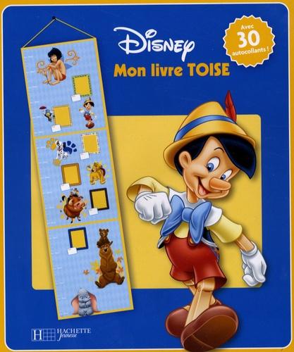 Disney - Livre toise.