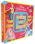 Disney - Ma box de rentrée Disney Princesses - Avec 1 livre d'éveil, 1 poster, 1 livre d'activités, 1 livre de coloriages, 1 plache de stickers.